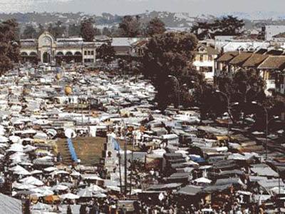 Madagascar Destination - Marché Zoma